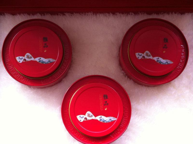 红茶铁观音包装箱是木头相图片